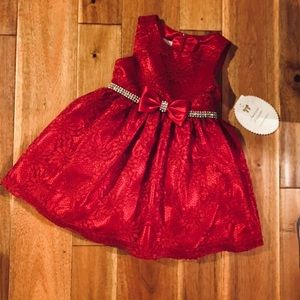 Other - Baby Girls Christmas Dress